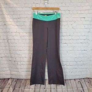 Lucy Power max flared black leggings